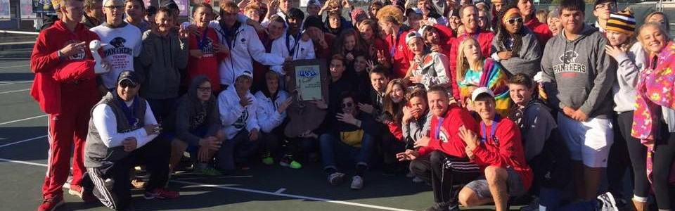 2015 State Champs! Congratulations Panther Tennis!