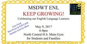 ENL End of Year Celebration